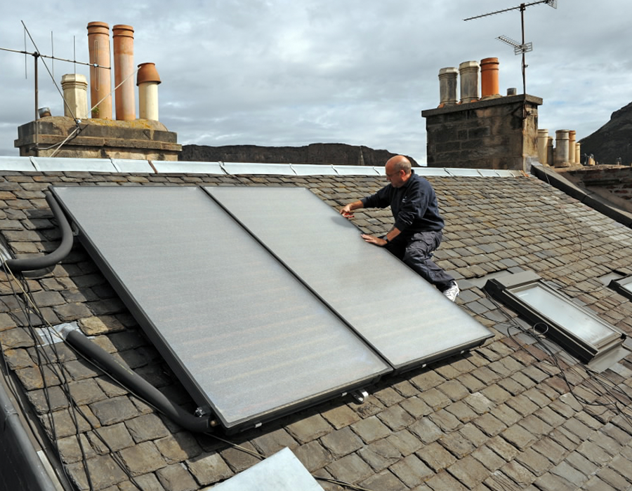 blackhalls-solar-thermal-repairs-team