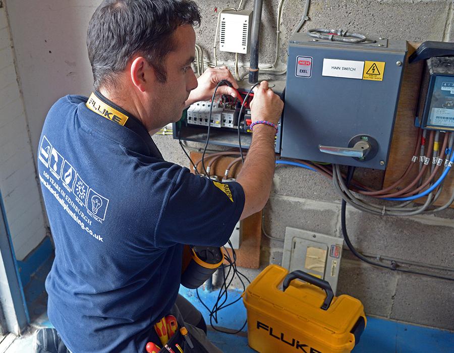 Electrical Services Edinburgh